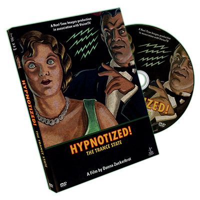 Hypnotized - The Trance State by Donna Zuckerbrot - DVD