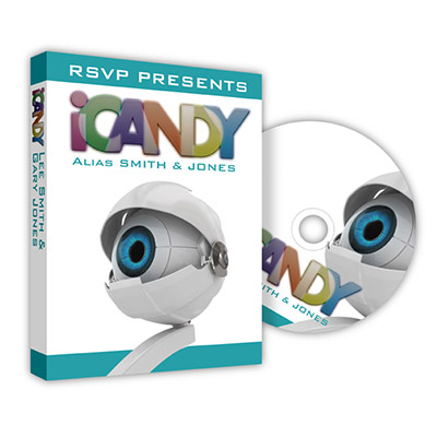 iCandy by Lee Smith and Gary Jones - DVD