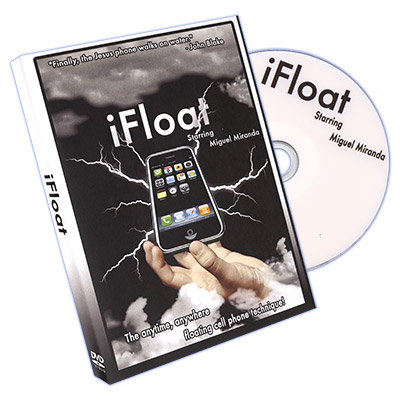 iFloat, The Impromptu Floating Cell Phone - DVD