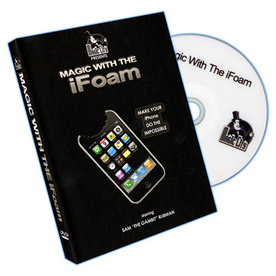 iFoam: The Ultimate iPhone Gimmick! - DVD