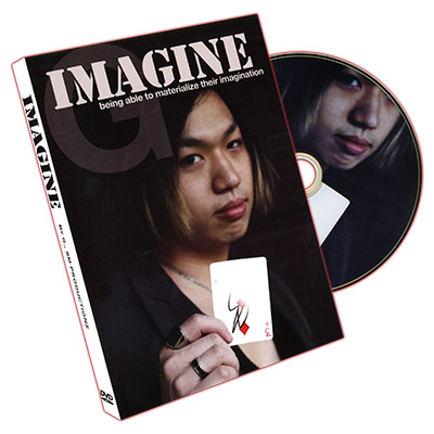 Imagine by G and SansMinds - DVD