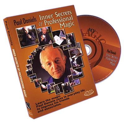 Paul Daniels Inner Secrets Of Professional Magic
