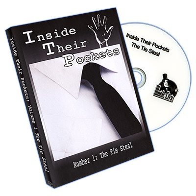 Inside Their Pockets Number One: The Tie Steal! - DVD