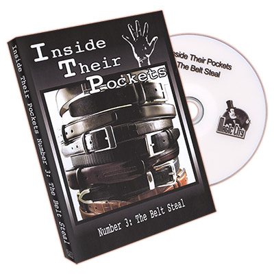 Inside Their Pockets ( Number 3) : The Belt Steal! - DVD