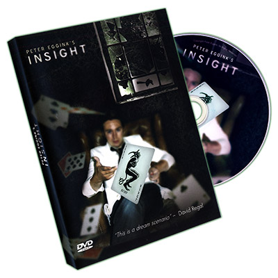 Insight - RED (Cards and DVD) by Peter Eggink - DVD