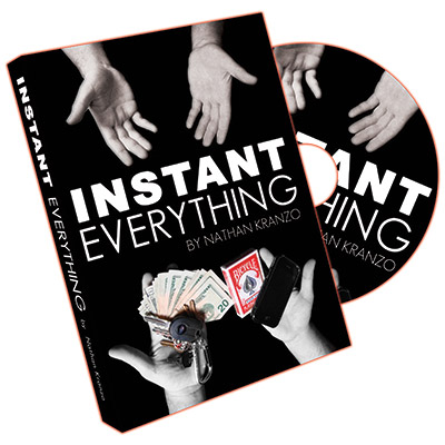 Instant Everything by Nathan Kranzo - DVD