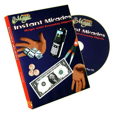 Instant Miracles Magic With Everyday Objects