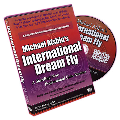 International Dream Fly by Michael Afshin and Blacks Magic - DVD