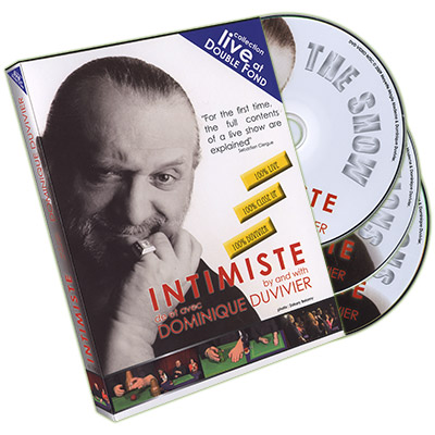 Intimiste (3 DVD Set) by Dominique Duvivier - DVD