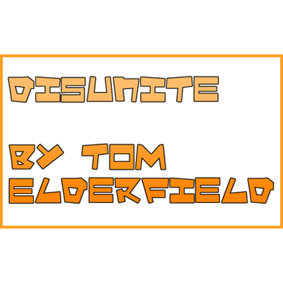 Disunite by Tom Elderfield - Video DOWNLOAD