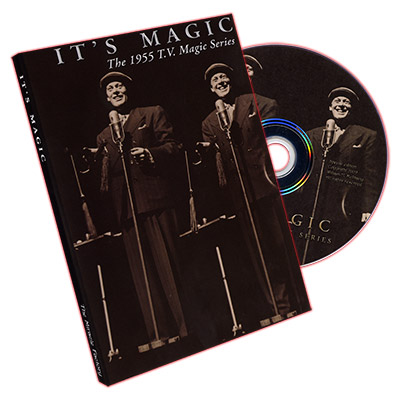 It's Magic- 1955 T.V. magic - DVD