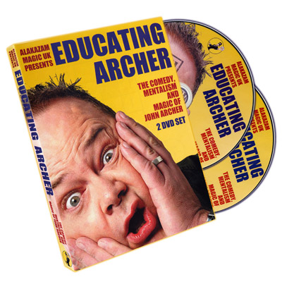 Educating Archer by John Archer - DVD