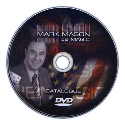 JB Magic DVD Catalog - DVD