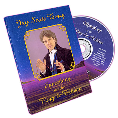 Symphony on the Ring and Ribbon by Jay Scott Berr - DVD