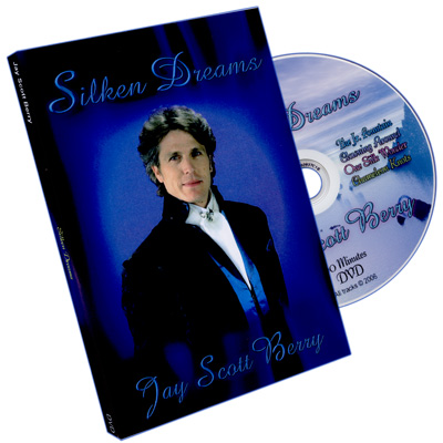 Silken Dreams by Jay Scott Berry - DVD