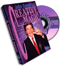 Creative Magic by John Cornelius - DVD