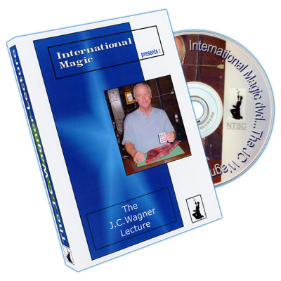 JC Wagner Lecture by International Magic - DVD