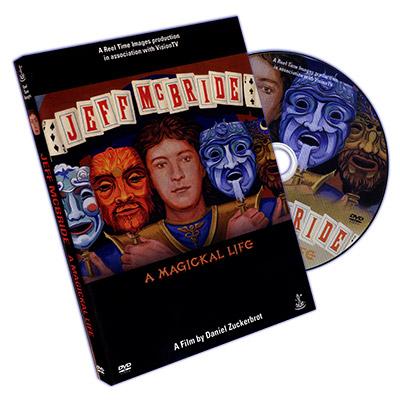 Jeff McBride - A Magickal Life by Donna Zuckerbrot - DVD