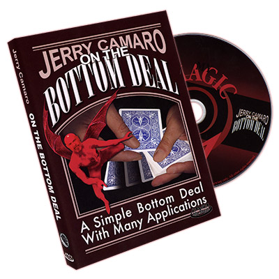 Jerry Camaro On The Bottom Deal - DVD