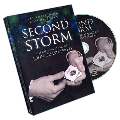 Second Storm Volume 1 by John Guastaferro - DVD