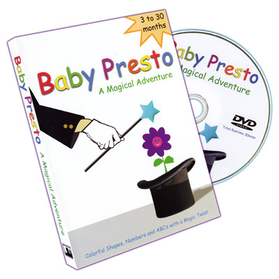 Baby Presto by John George - DVD