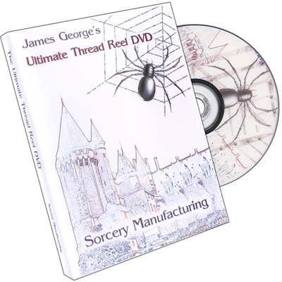 Ultimate Thread Reel (ITR) by James George - DVD