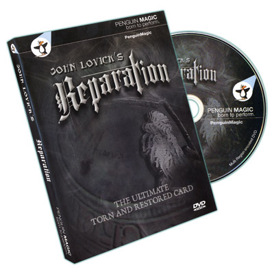 Reparation by John Lovick - DVD