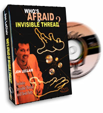 Whos Afraid of Invisible Thread - DVD