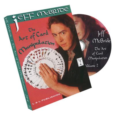 The Art Of Card Manipulation Vol.2 - Jeff McBride