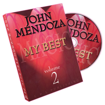 My Best - Volume 2 by John Mendoza - DVD