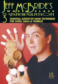 World Class Manipulation McBride- #3, DVD
