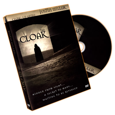 The Cloak by Justin Miller - DVD