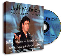 Manipulation without Tears by Jeff McBride, DVD