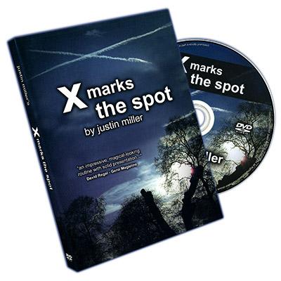 X Marks The Spot (con Cartas) - Justin Miller
