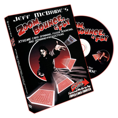 Zoom, Bounce, & Fly - Jeff McBride - DVD