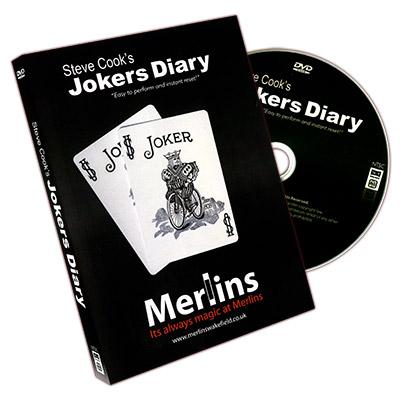 Joker's Diary - DVD