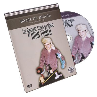 The Original Stand-Up Trucos de Magia de Juan Pablo Volume 2 by