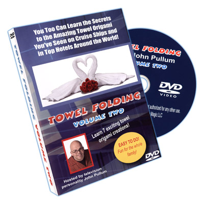 Towel Folding #2 by John Pullum - DVD