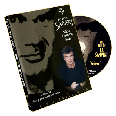 Best of JJ Sanvert - World Champion Magic - Volume 1 - DVD