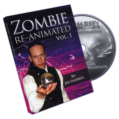 Zombie Re-Animated Vol. 1 - Jeb Sherrill - DVD