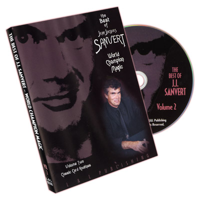 Best of JJ Sanvert - World Champion Magic - Volume 2 - DVD