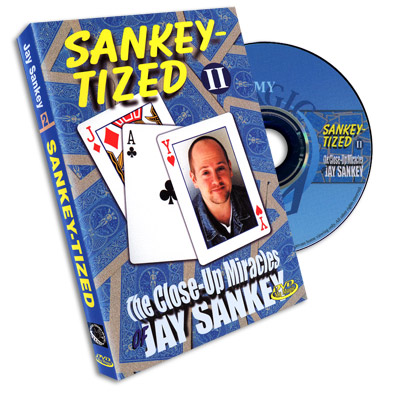 Sankey-Tized 2 by Jay Sankey - DVD