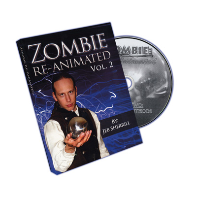 Zombie Re-Animated Volume 2 by Jeb Sherrill - DVD