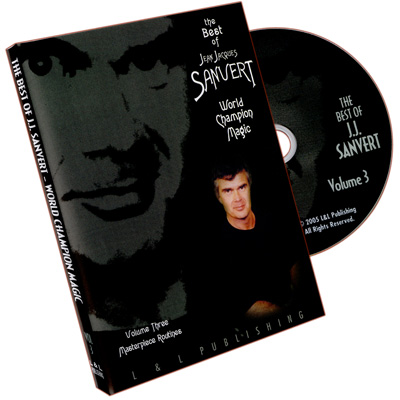 Best of JJ Sanvert Volume 3 by L & L Publishing - DVD