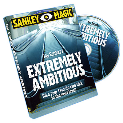 Extremely Ambitious by Jay Sankey - DVD