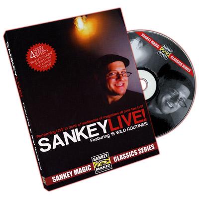 Sankey Live! by Jay Sankey - DVD
