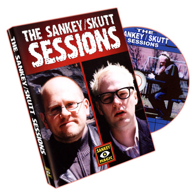 Sankey Skutt Sessions by Jay Sankey - DVD