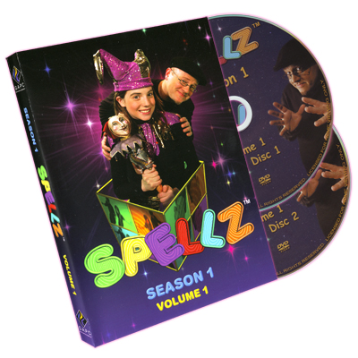 Spellz - Season One - Volume One (Featuring Jay Sankey) by GAPC Entertainment