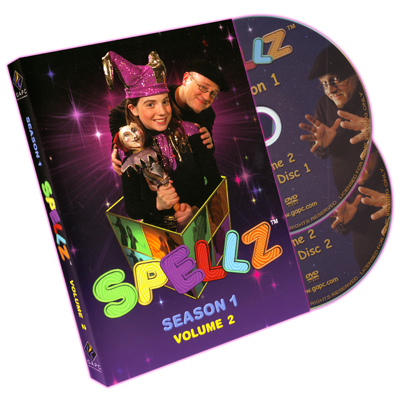 Spellz - Season One - Volume Two (Featuring Jay Sankey) by GAPC Entertainment