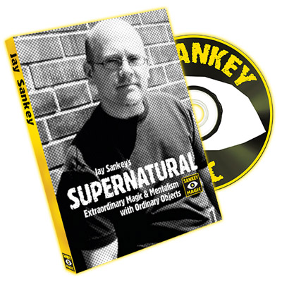 Supernatural by Jay Sankey - DVD